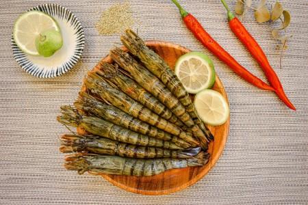 越南黑虎蝦
